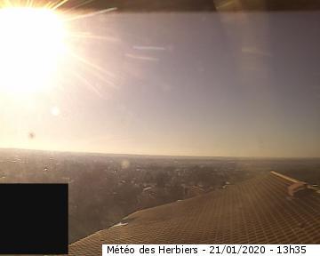 Image webcam des Alouettes à 01