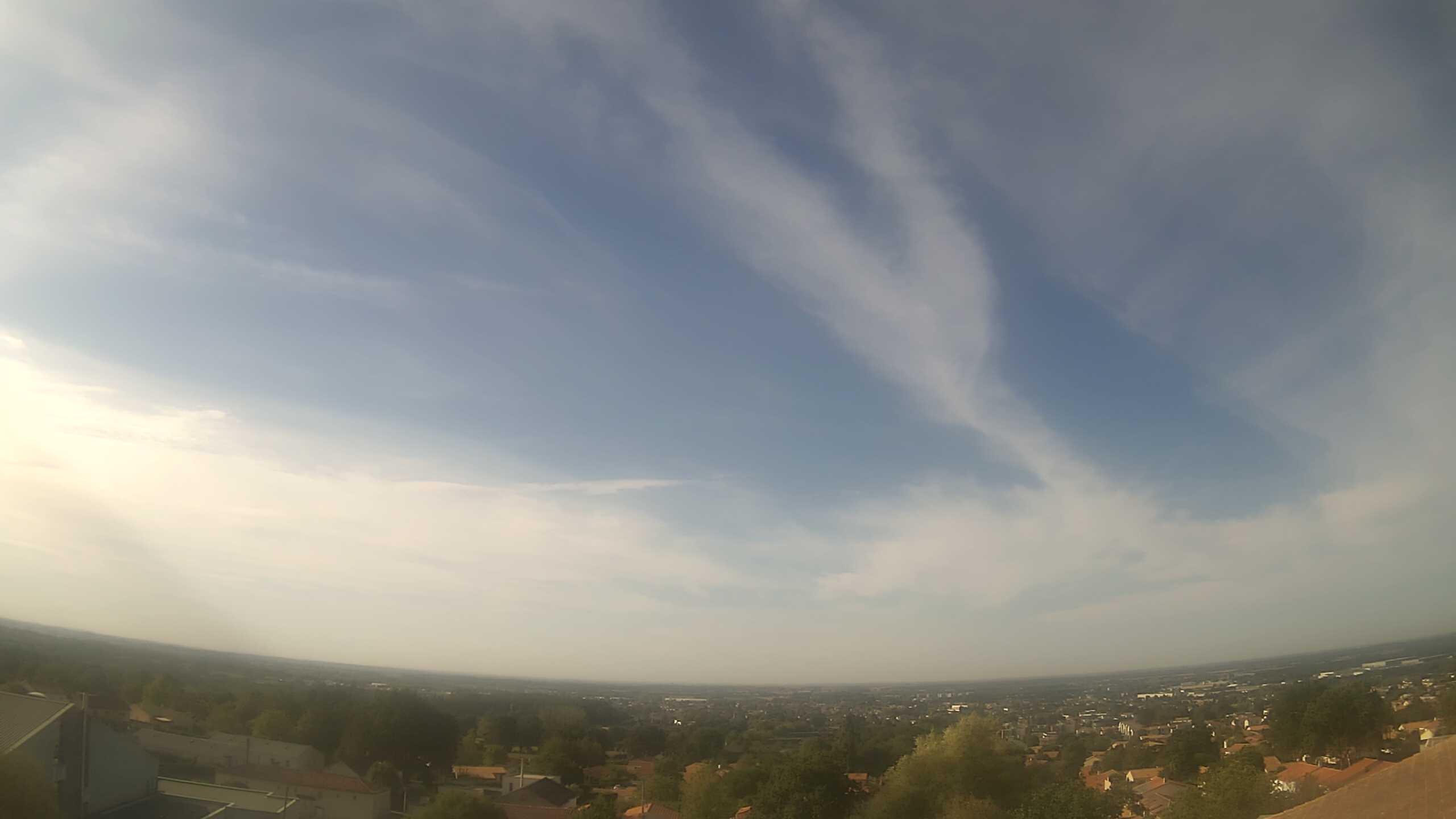 Image webcam des Alouettes à 12