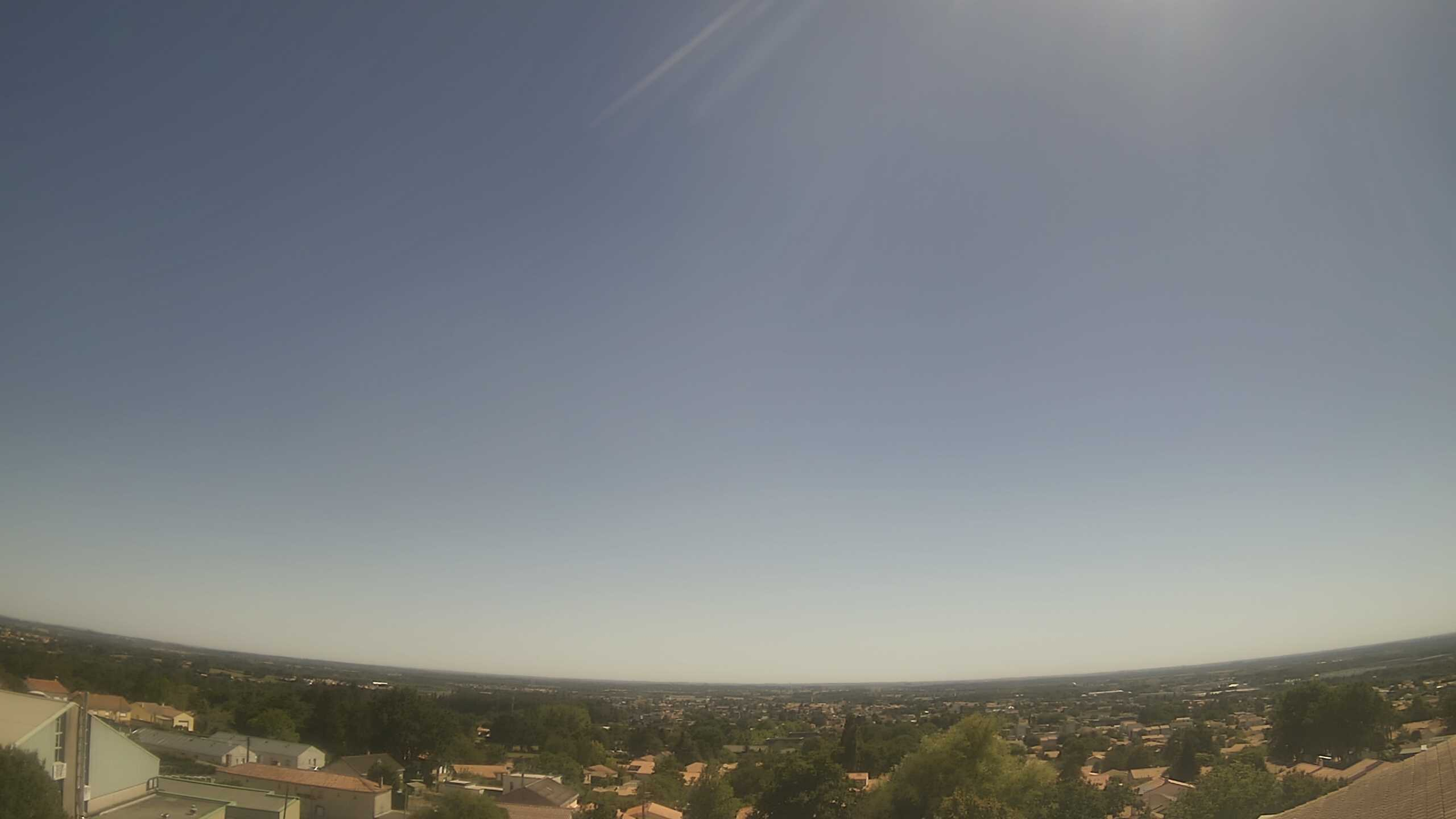 Image webcam des Alouettes à 14