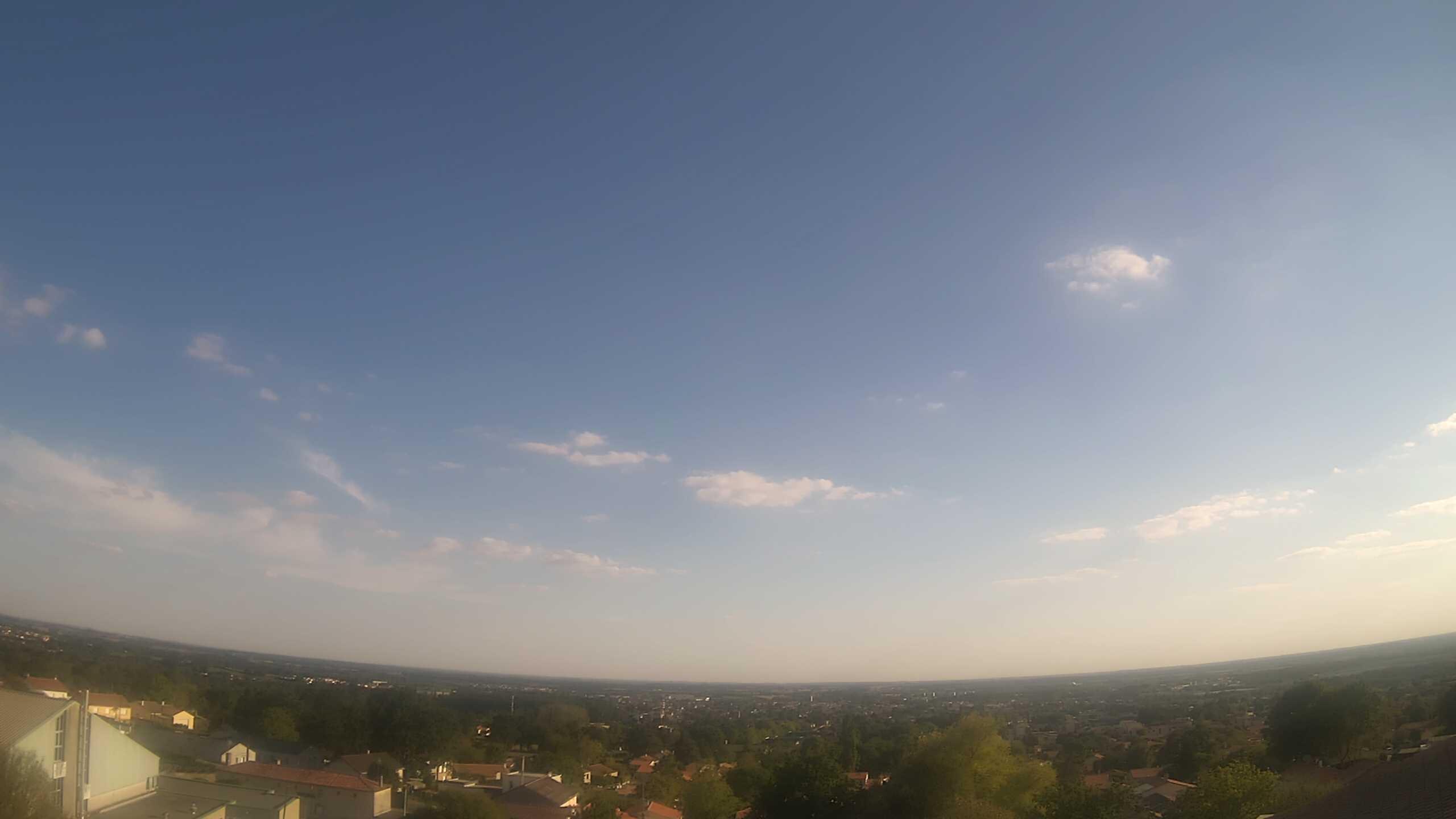 Image webcam des Alouettes à 19