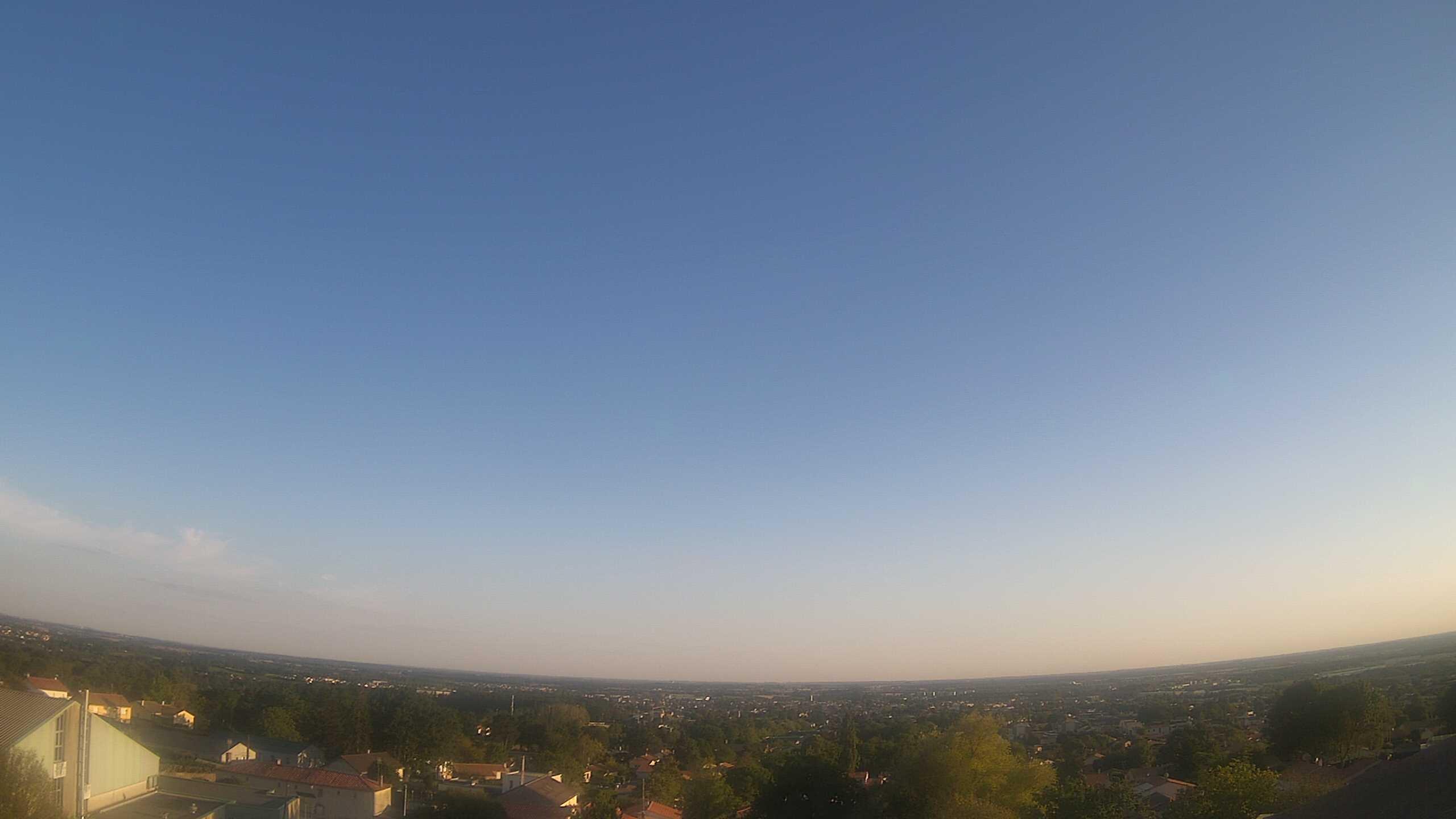 Image webcam des Alouettes à 20
